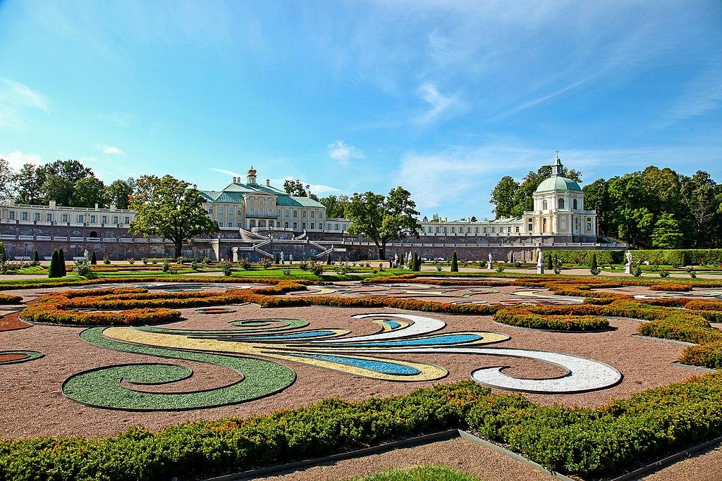 достопримечательности Петербурга: Ораниенбаум