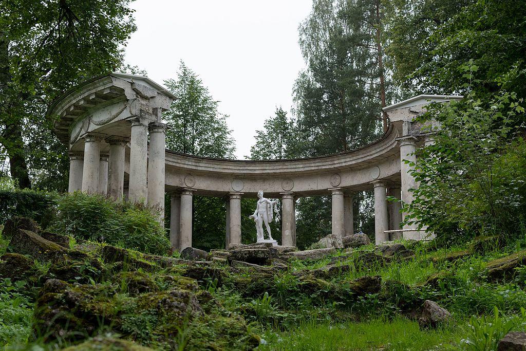 достопримечательности Петербурга: Павловск