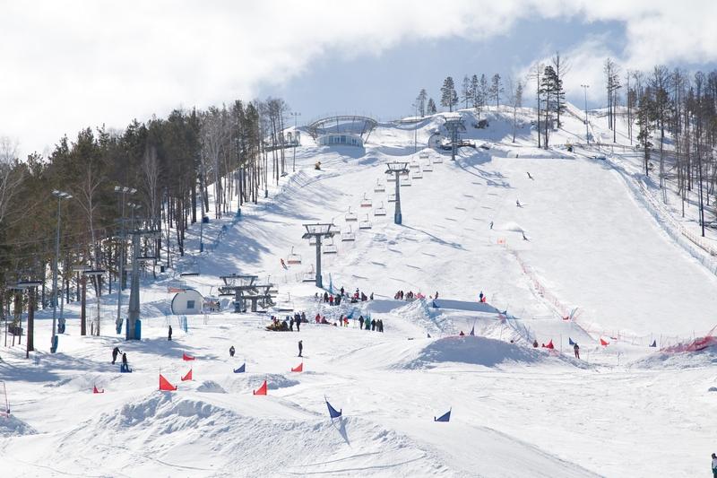 горнолыжные курорты россии: бобровый лог, красноярск