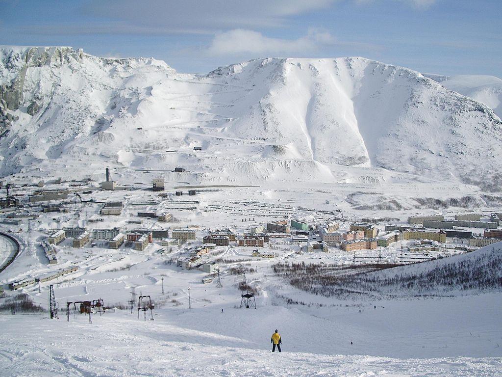 горнолыжные курорты россии: хибины, кировск