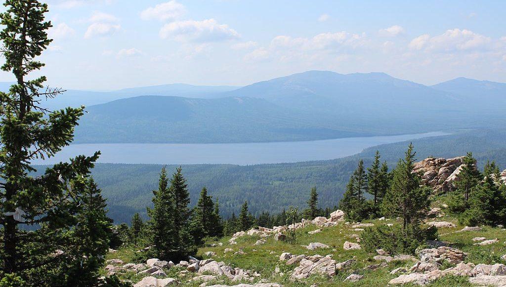 Озера Урала