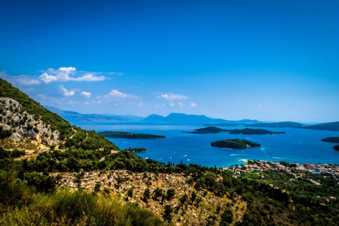 острова Греции с прямым рейсами из России