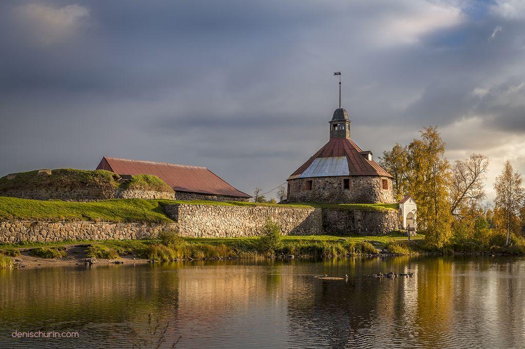 Достопримечательности Карелии: крепость Корела