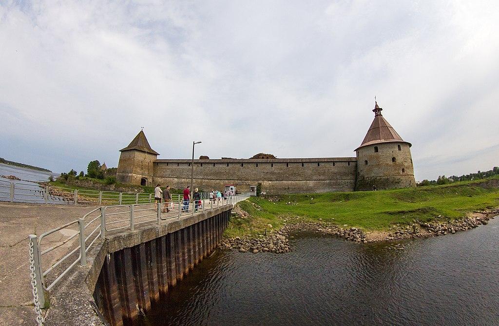 Достопримечательности Ладожского озера: крепость Орешек, Шлиссельбург, Карелия