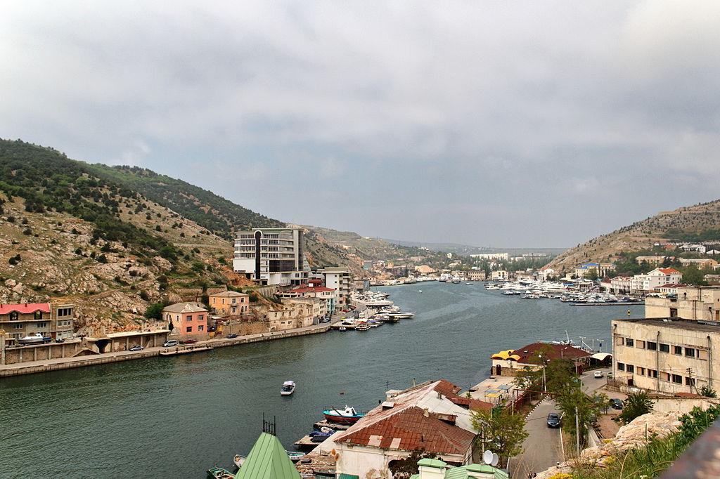 Достопримечательности Севастополя: Балаклавская бухта, Крым